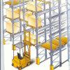 Movimentação resistente de Dexion do armazém de armazenamento na cremalheira