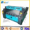 Gravador do laser do CNC para o material não liso 1318 do metalóide