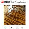 Plancher de bois dur en bambou tissé par rive résistante à l'usure de tigre