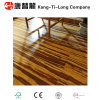 Desgaste - piso de madera dura de bambú tejido filamento resistente del tigre
