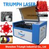 Leder/Wood Craft Laser Cutter China CNC Laser Cutting Machine Price für Non-Metal Triumph