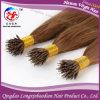 Estensioni Nano dei capelli umani dei nuovi della cuticola del Virgin capelli europei Pre-Tenuti da adesivo di Remy (PSTE-A233)
