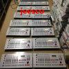 Contrôleur d'éclairage de la disco 240 DMX/contrôleur éclairage d'étape/console d'éclairage pour l'équipement d'étape
