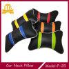 Almohadilla de cuero del cuello del coche de la PU