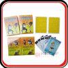 Напечатанная таможней карточка карточки игры семей франчуза 7 играя