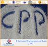 白い粉によって塩素で処理されるポリプロピレンの樹脂CPPの樹脂