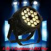 Indicatore luminoso esterno poco costoso di PARITÀ di prezzi 18X10W LED di alta qualità
