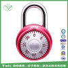 40mm Aluminum Anodizing Combination Lock (Mini 1502)