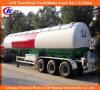 ASME 40, 중동 시장을%s 트레일러 000 리터 반 LPG 가스 유조선 실린더 20mt