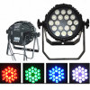 Watertproof PAR Light 18PCS 12W RGBW 4in1