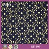 Designs 2016new redondas Nylon Jacquard Lace Fabric