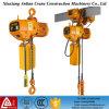 Élévateur de levage supplémentaire à chaînes électrique de monorail de l'élévateur 5ton