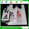 Sacs à provisions biodégradables de supermarché de T-shirt de sac en plastique de gilet