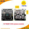Sony CCD 700TVL módulo de la cámara de CCTV