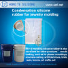 Liquid desobstruído Silicone Rubber para Jewelry Molds