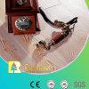 La quercia impressa HDF E1 dell'annuncio pubblicitario 12.3mm V-Grooved impermeabilizza il pavimento laminato