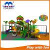 Спортивная площадка пластичных детей игр парка Amusment напольная