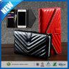 iPhone 6 аргументы за Holde кредитной карточки бумажника Bling кожаный