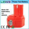Batería eléctrica de la herramienta de NiMH para Makita 1220