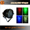 18PCS x 10W Waterproof PAR Light com Zoom