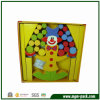 Lovely Clown를 가진 새로운 Design Wooden Kids Toy