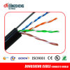 Cable al aire libre de Cat5e