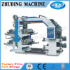 Roll Flexo Printing Machine에 서류상 Roll