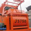 750L eléctrica de dos mezcladores horizontales Ejes (JS750)
