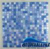 Il vetro di vetro di fusione della piscina dell'azzurro Mxi copre di tegoli il mosaico (BGC010)