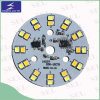 SMD2835 알루미늄 PCB LED 제광기 빛