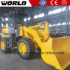 Cargador de la rueda del mundo 3ton de la máquina de China de la alta calidad pequeño