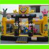 Bouncers infláveis da alta qualidade/campo de jogos de salto inflável com a bomba de ar para a venda
