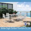 Bistro Dining Set Jardim Ridge Mobília ao ar livre Textilene