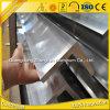 Dimensión de una variable de aluminio de encargo 6005 T5 de la protuberancia del perfil de 6063 T5 Construsion