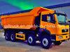 Carro de vaciado del camión de FAW Camc 8*4