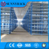 Shelving ajustável de Longspan do armazenamento médio do armazém do dever