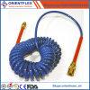 Boyau coloré de bobine d'unité centrale de température élevée avec des garnitures
