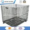 Различный складной гальванизированный стальной контейнер ячеистой сети