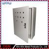 Caixa de tração elétrica pequena do aço Low-Carbon de aço suave do cerco da caixa de junção do metal