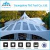 Tente de chapiteau de noce de mélange de crête élevée de PVC d'aluminium de 200 personnes