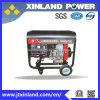 Générateur diesel autoexcité L12000h/E 60Hz avec des bidons
