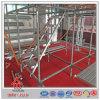 Liga do andaime do metal Q235 com prancha & a escada de aço