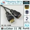 Flexibles Weibchen HDMI HDMI 4k HDMI zum Kabel-China-Hersteller