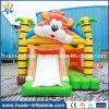 Kleiner aufblasbarer Prahler für Kind-Spiel, aufblasbare Trampoline mit kleinem Plättchen