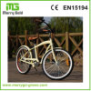 26  36V 48V 알루미늄 프레임 7 속도 고전적인 바닷가 자전거