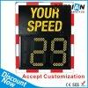 速度のレーダー屋外LEDの制限速度の表示交通標識