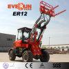 Chargeur puissant de la roue Er16 de la vente Er12 d'Everun de bonne de modèle meilleure de service engine chaude de l'euro III bon mini