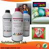 Tinta ULTRAVIOLETA anti de la sublimación del traspaso térmico de 4 colores para Epson T7070 P800 L120 L130 5113 18XL