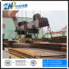 Eletroímã de levantamento retangular para levantar as placas de aço de alta temperatura MW84-25042L/2