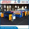 W62K-5X2500 CNC 구부리는 접히는 기계를 형성하는 유압 강철 팬 상자